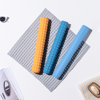 Square adult bubble mat anti-slip baby bath mat can be customized bath mat