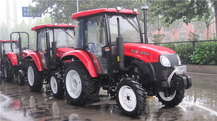 YTO 50hp Agriculture Tactor MF504 Farming Walking Tractor in Stock