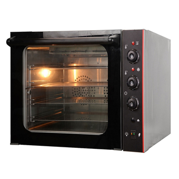 Commercial Electric convection adjusted steam function oven