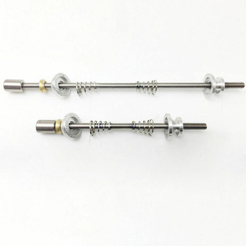 Titanium Slow Release Skewers for MTB and Road Bike bike parts