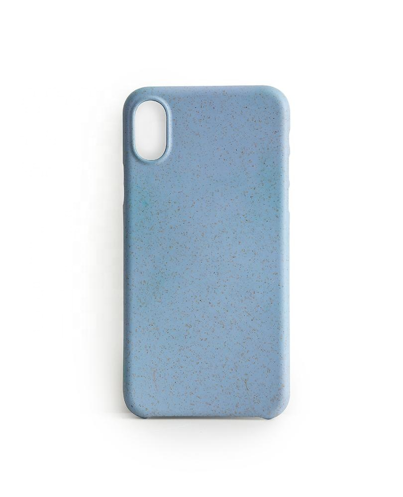 New Trendy Durable Soft Eco Friendly Bio Degradable Slim Scratch Resistant Phone Case