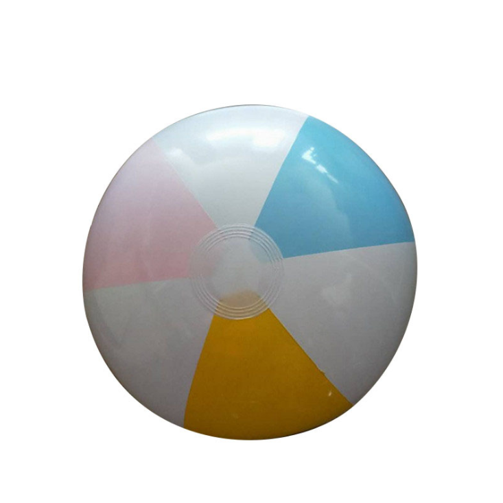 Hot selling inflatable sprinkler inflatable beach ball