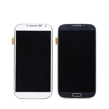 Wholesale original mobile phone lcds for samsung galaxy s4 lcd display for samsung galaxy s4 gt-i9500 Lcd Replacement
