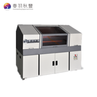 Printer Large Format Guangzhou Cosmetics Paper Wall Color Cf6030 Digital Uv Flatbed Printing Machine