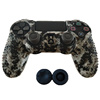 Custom Anti Slip Rubber Silicone Cover For PS4 Controller Shell Skin For PS4 Pro Gamepad