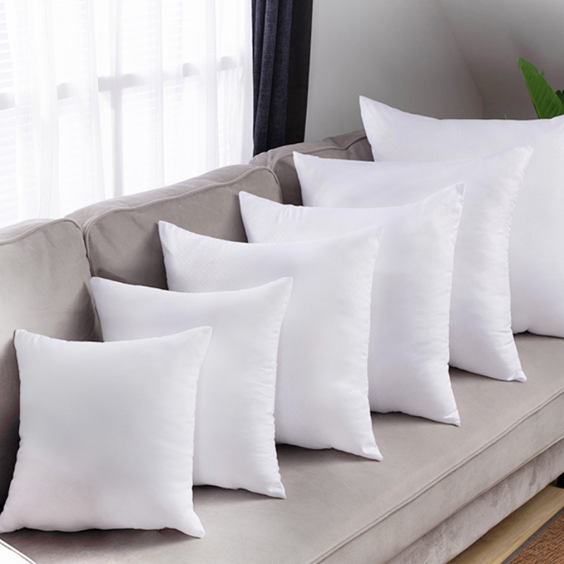 Manufacturers 100% polyester fiber material for filling pillow