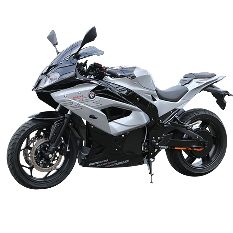 EEC Two Wheels  Electric Motorcycle 3000W/5000W For Adult