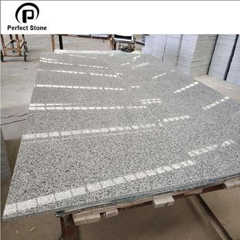 China White Grey Granite Tiles G603