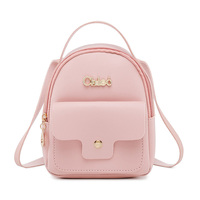 Bag Casual Backpack Mini School Hand Shoulder Messenger Mobile Phone Bags Wholesale Hand Bags 2020 Women