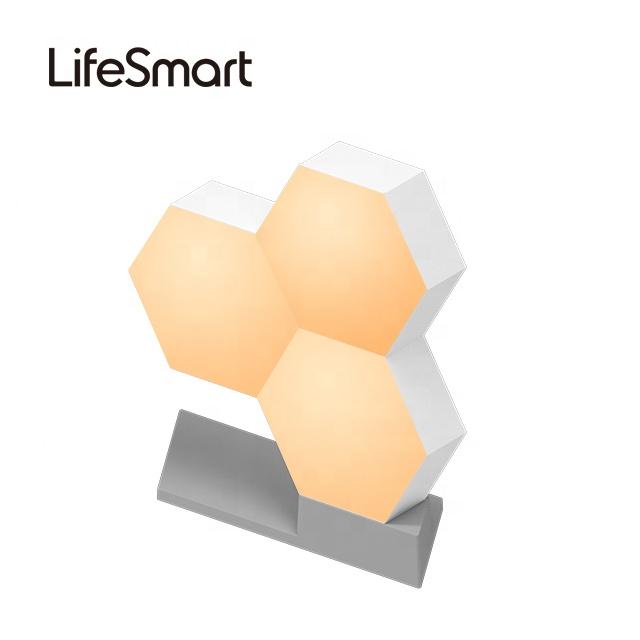 Twinkly smart modern lights led night hexagon christmas light