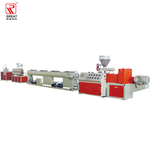 SJ65 Fabrikant Plastic Pijp Extruder <span class=keywords><strong>Pvc</strong></span>/Upvc/Cpvc/<span class=keywords><strong>Pvc</strong></span> Maken Machine Extruderen Productielijn