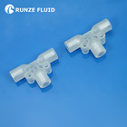 "Female Thread 1/4""-28 Hard Tube Adapter Plastic t Connector"