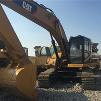 90% new condition competitive price used caterpillar excavator 330/320/345/315/312/305 b/bl/c/cl/d/dl construction equipment