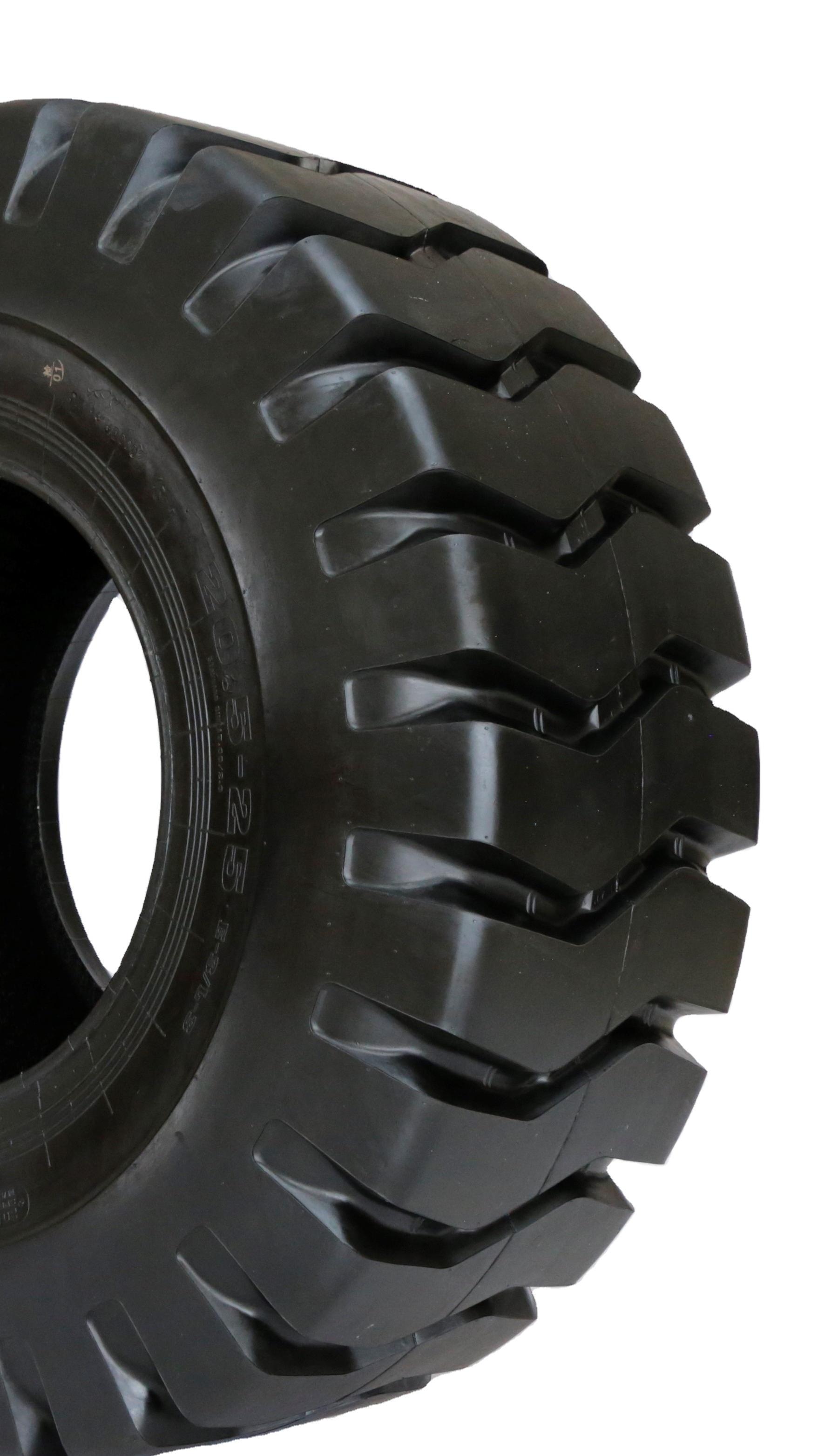 Pneumatici per pale, escavatore e heavy duty truck L-3 modello OTR tyre (26.5-25)