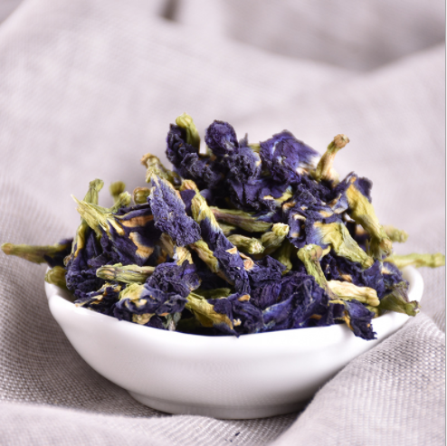 High Quality Thailand Natrual Blue Butterfly Pea tea Dried pea flower tea 500g - 4uTea   4uTea.com