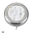 4 inch LED Puck Light with Switch 12V LED ceiling puck light with switch for marine n vehicle