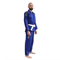 High Quality Martial Arts wear and Brazilian Jiu Jitsu Gi's BJJ Kimonos custom Colors men