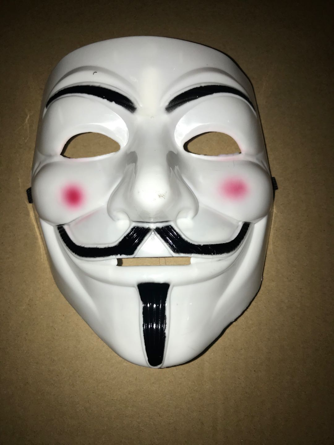 halloween factory directly cheap V-Vendetta cosplay mask
