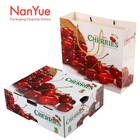 Fruit [ Box Carton ] Packaging Box Manufacturers Wholesale Gift Corrugated Custom Fruit Packaging Box Packaging Fruit Carton
