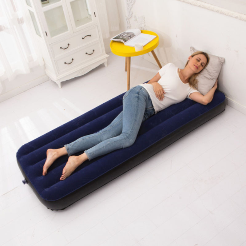 Double round mattress inflatable air <strong>bed</strong>