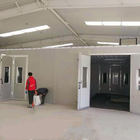 High performance used furniture spray painting booth for sale
