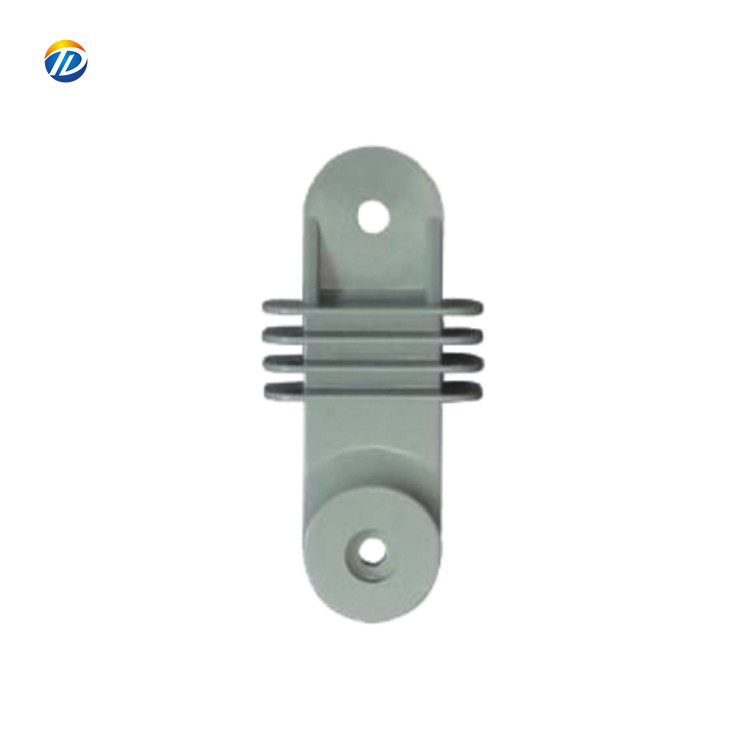 Polymer zinc oxide lightning arrester insulating bracket accessory Surge arrester bracket accessories