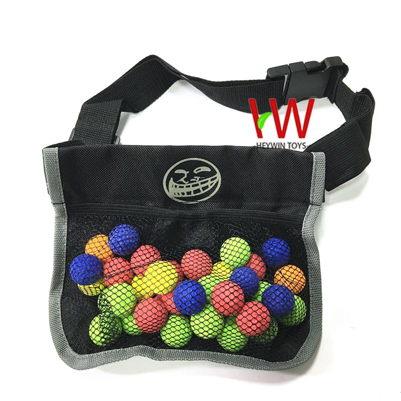 Kids Survival Belt Kit Waist bag outdoor play outdoor game Combat equipment Elite Battle Game Children Gift (HM31C)