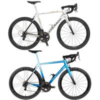Wholesale Price on COLNAGO C64 ART DECOR SUPER RECORD EPS ROAD BIKE (SLOPING GEOMETRY)