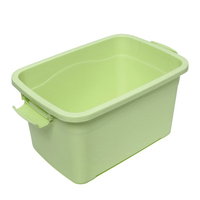 18 litre plastic containers big size ESD plastic box