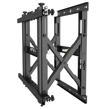 Push In Sliding TV Bracket Wall Mounted TV Wall Mount Bracket With Patent Proved