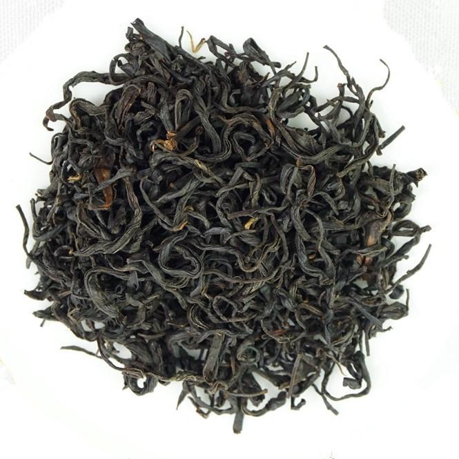 matt black tea tin 2A grade loose tea black tea - 4uTea   4uTea.com