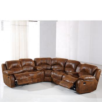 Montel semi-circle sectional sofa,leather sofa price, View ...