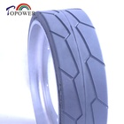 Topower Solid Tyre 406x125 for JLG2915013