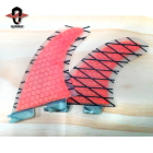 Customize New 2020 Surfboard Fins FCS/Future Surf Windsurf Honeycomb Carbon Stripe