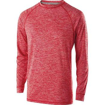 Red full sleeve men t shirt