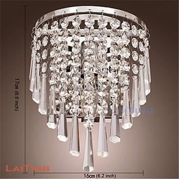 Crystal Bathroom Vanity Lighting 32401
