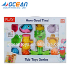 Soft animal toys bath toy for child funny baby toys OC0213031