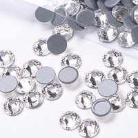 Factory Wholesales K9 Bling Nail Rhinestones Flat Back Stone Glass Rhinestones Bulk Wholesale