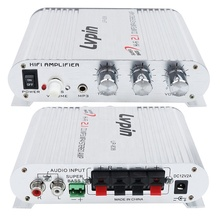 LP-838 LP838 Mini HI FI 2.1 Mobil Audio <span class=keywords><strong>Amplifier</strong></span> 12V 20W * 2 MP3 MP4 Stereo Player auto Sound <span class=keywords><strong>Subwoofer</strong></span> <span class=keywords><strong>Amplifier</strong></span>