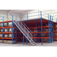Light middle heavy duty metal warehouse shelf storage rack