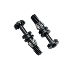 plastic special adjustment screw tuning screw for cars