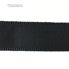 "High quality 900D 1"" black PP bag strap"