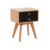Wholesale Morden Bedroom Furnituren Wooden Night Stand Night Table Sideboard Cabinet