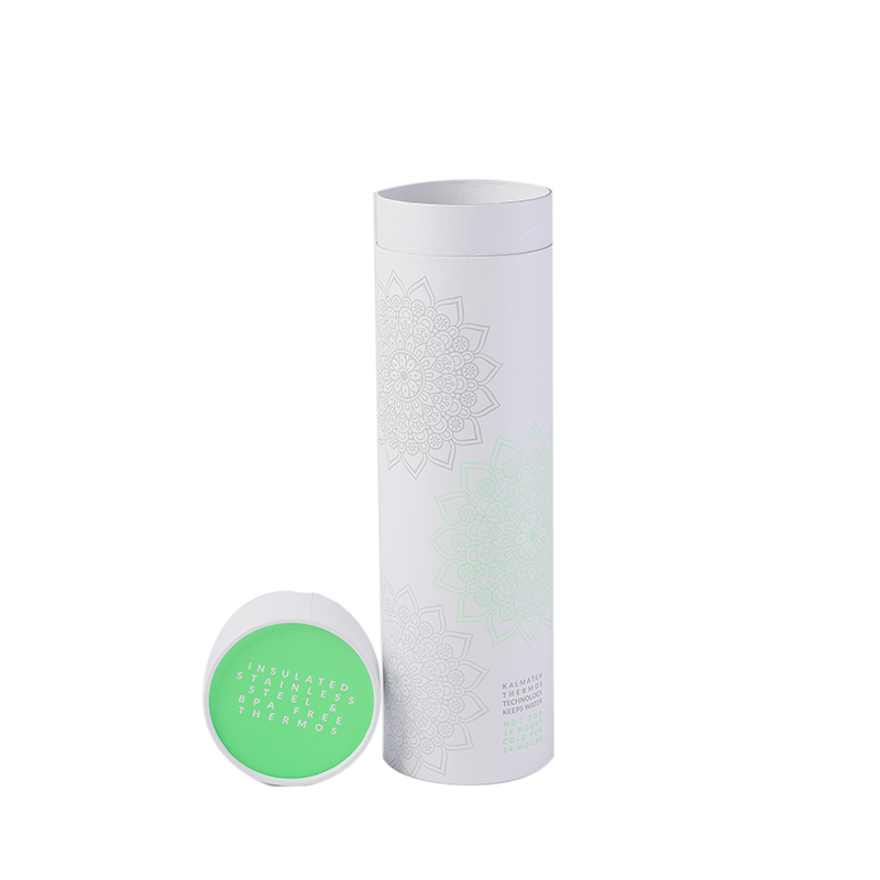 China factory price  high quality custom white paper tube durable cylinder