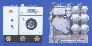 14KG big load petroleum industrial and commercial dry cleaning equipment