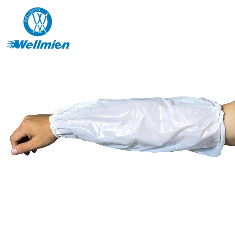 CE Certification Cheap Disposable Pe Sleeve Cover,Arm Cover Sleeve