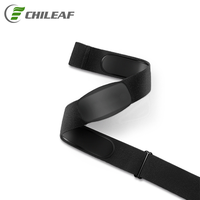 Chileaf wireless pulse calories heart rate monitor chest band with bluetooth 5.0&ANT+ dual mode heart rate monitor chest strap