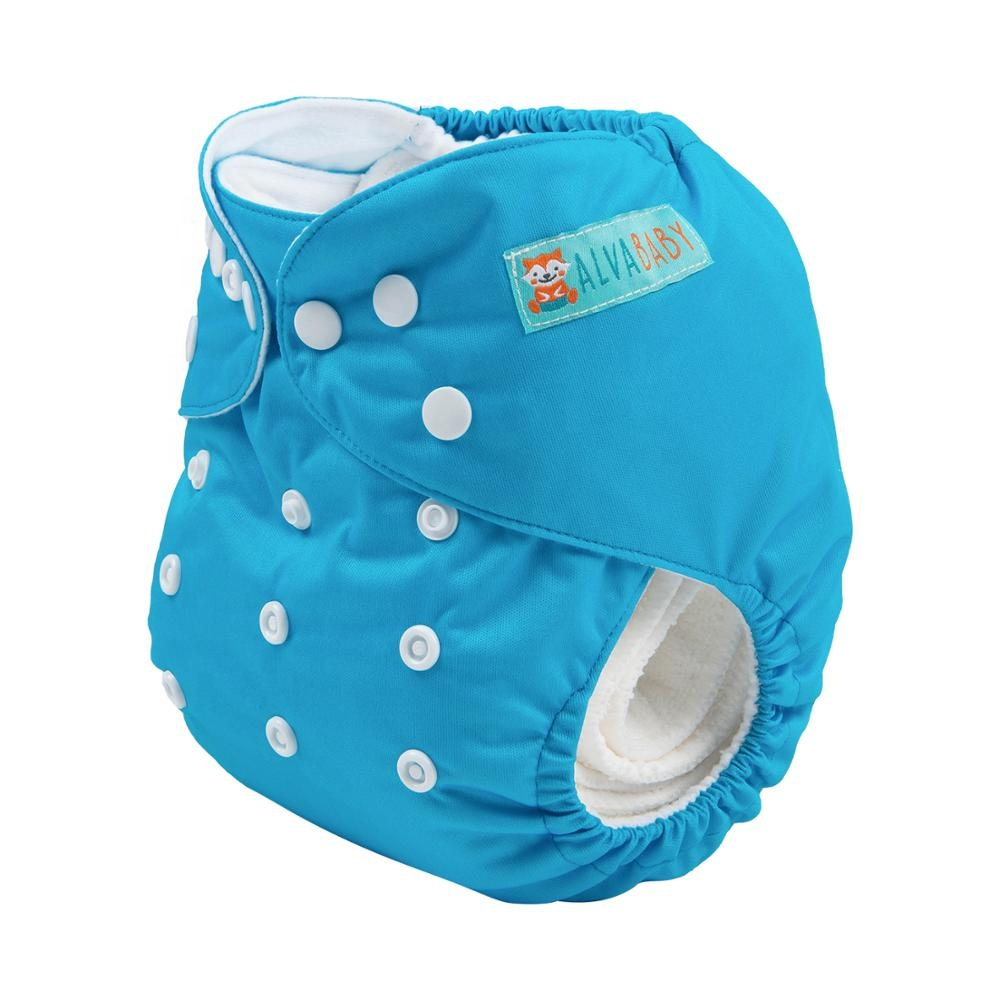 ALVABABY One Size Cloth Nappy Popular Cloth Diapers