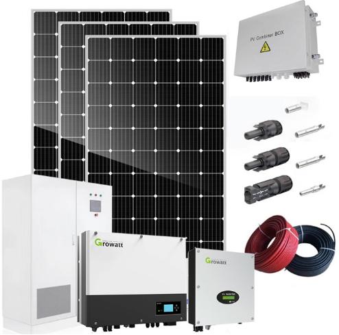 Qualità garantita nuovo sulla griglia kit di alimentazione sistema di energia solare per la casa sistema di energia
