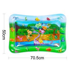 Новый детский водный игровой коврик, игрушки, надувной детский животик, детский водный коврик для детей, Забавный игровой центр, Прямая пост...(Китай)